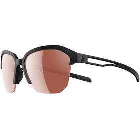 adidas Exhale Glasses black matt/LST active silver